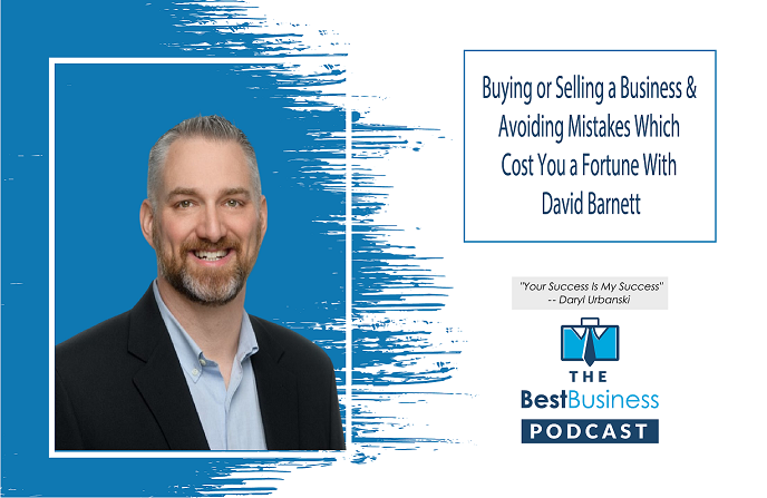Buying And Selling Businesses - David Barnett